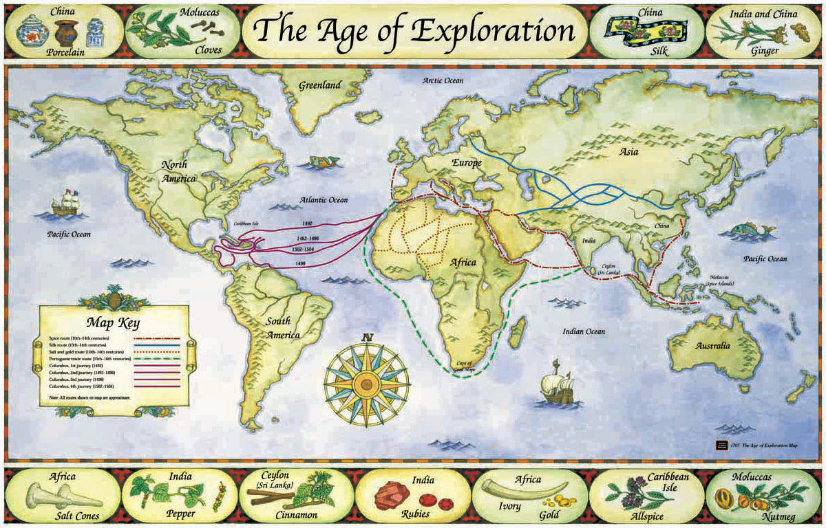 a description of the first explorer to circumnavigate the globe and cross the pacific ocean Pacific ocean , indian ocean, suez these men were the first to circumnavigate the globe in a was a norwegian polar explorer and one of the first five.